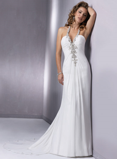 Becki S Blog 39her Wedding Dress Was A Magnificent Creation The